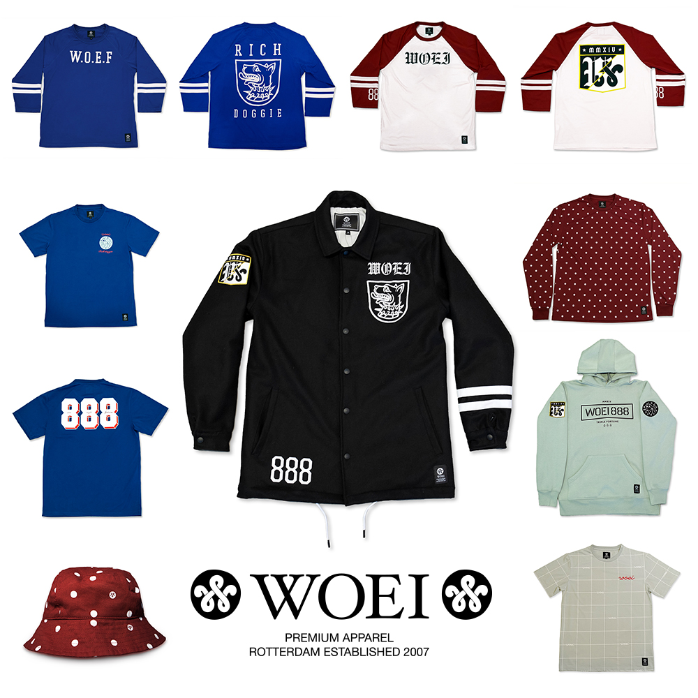 WOEI SPRING FALL WINTER COLLECTION 2014