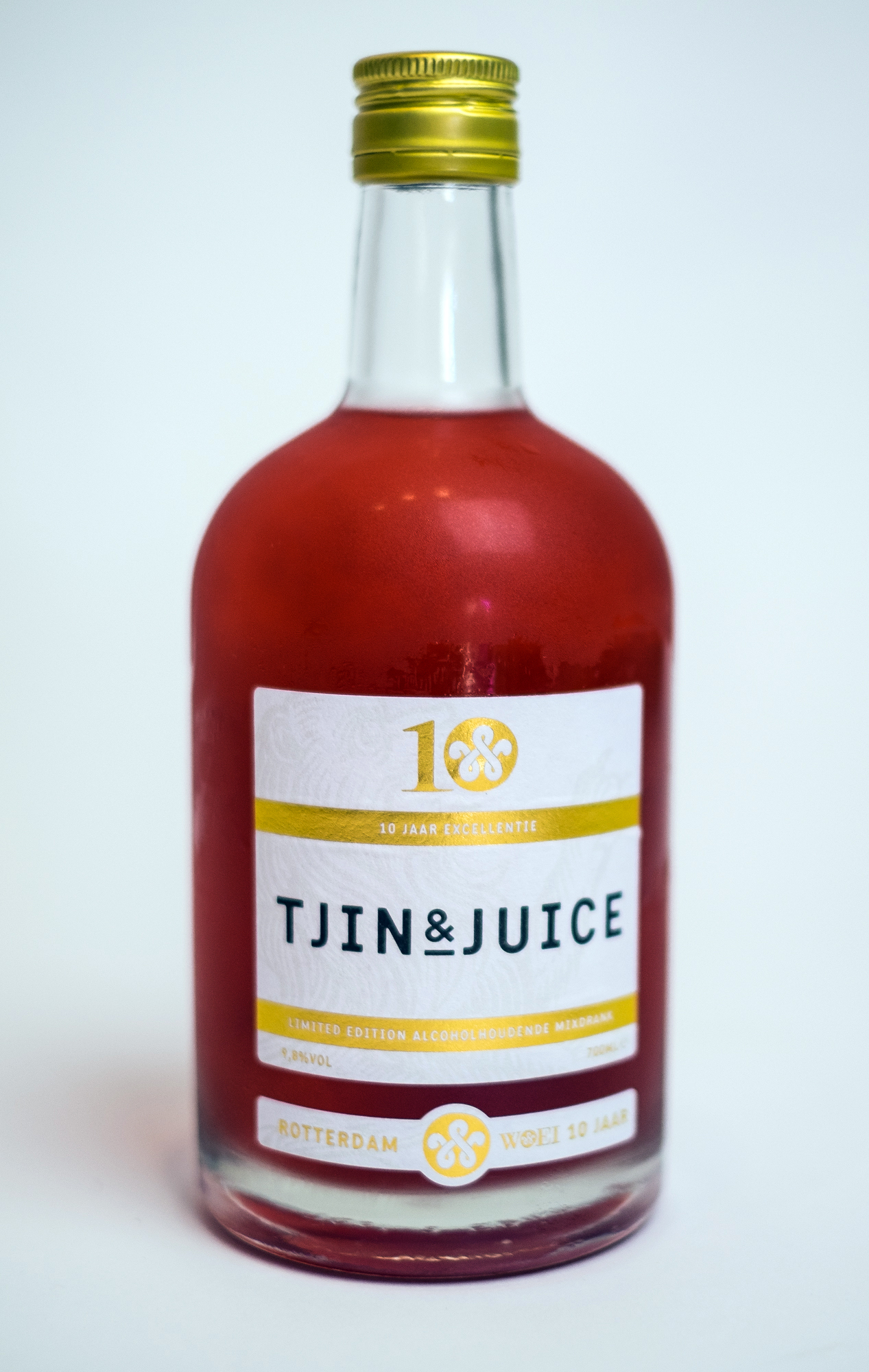 Woei – Tjin & Juice – limited edition alcoholic drink