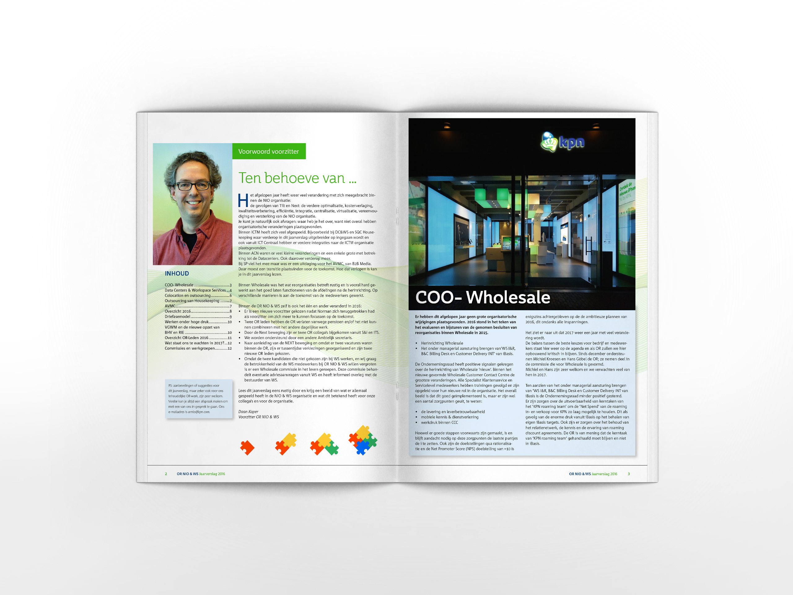 KPN – OR NetCo & WS ANNUAL 2016